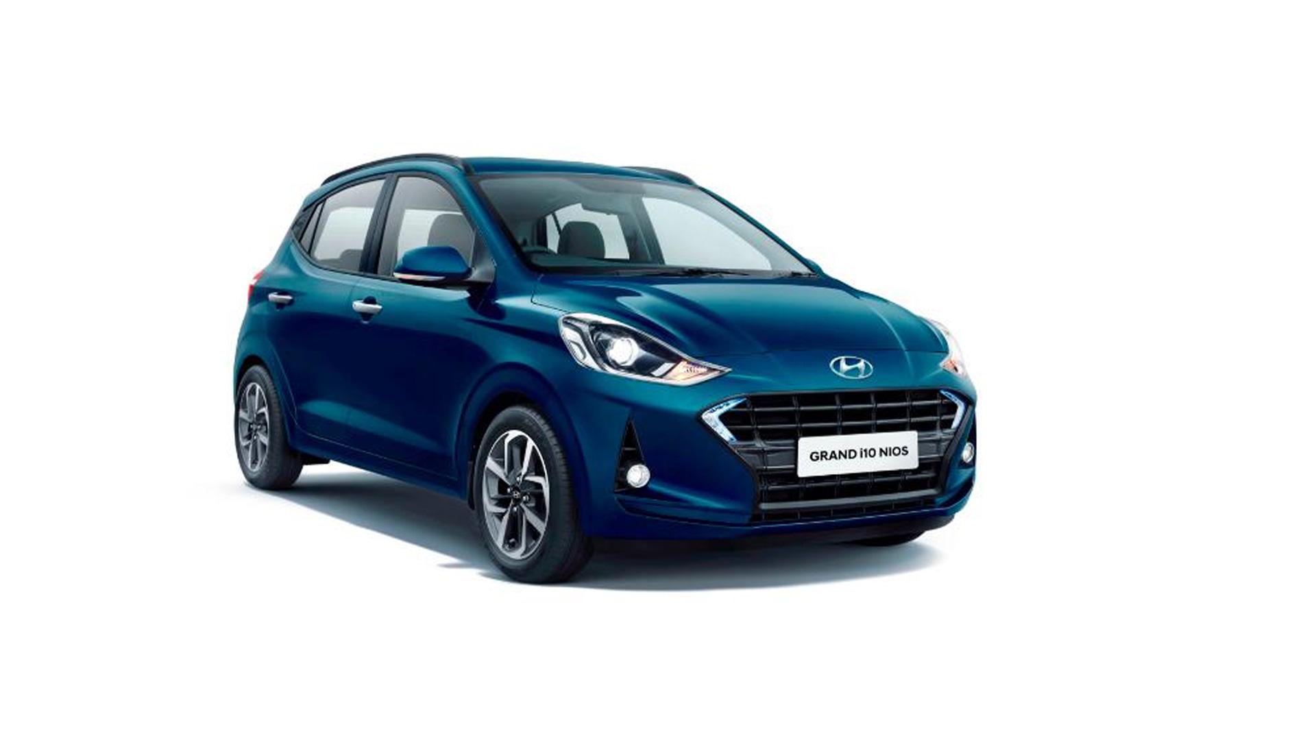 Hyundai Grand i10 NIOS 2019 Sportz Petrol AT