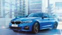 BMW 3 Series 2019 320d Luxury Line