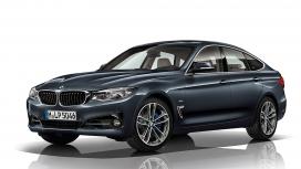 BMW 3 Series GT 2018 320d Luxury Line