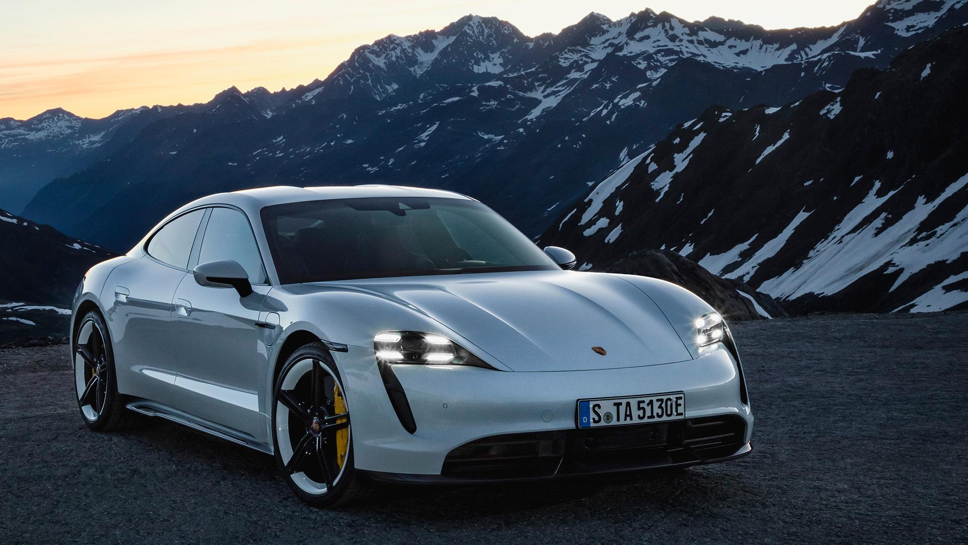 Porsche Taycan 2019 Turbo S