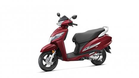 Honda Activa 125 2019 FI STD