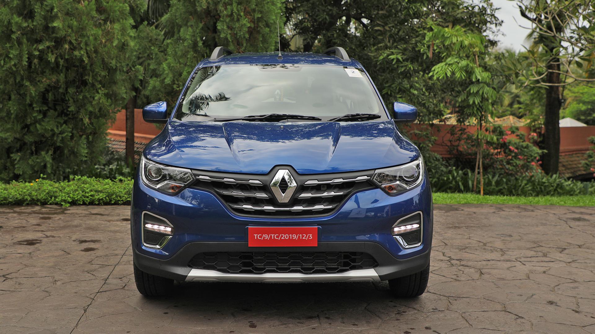 Renault Triber 2019 RXL Exterior