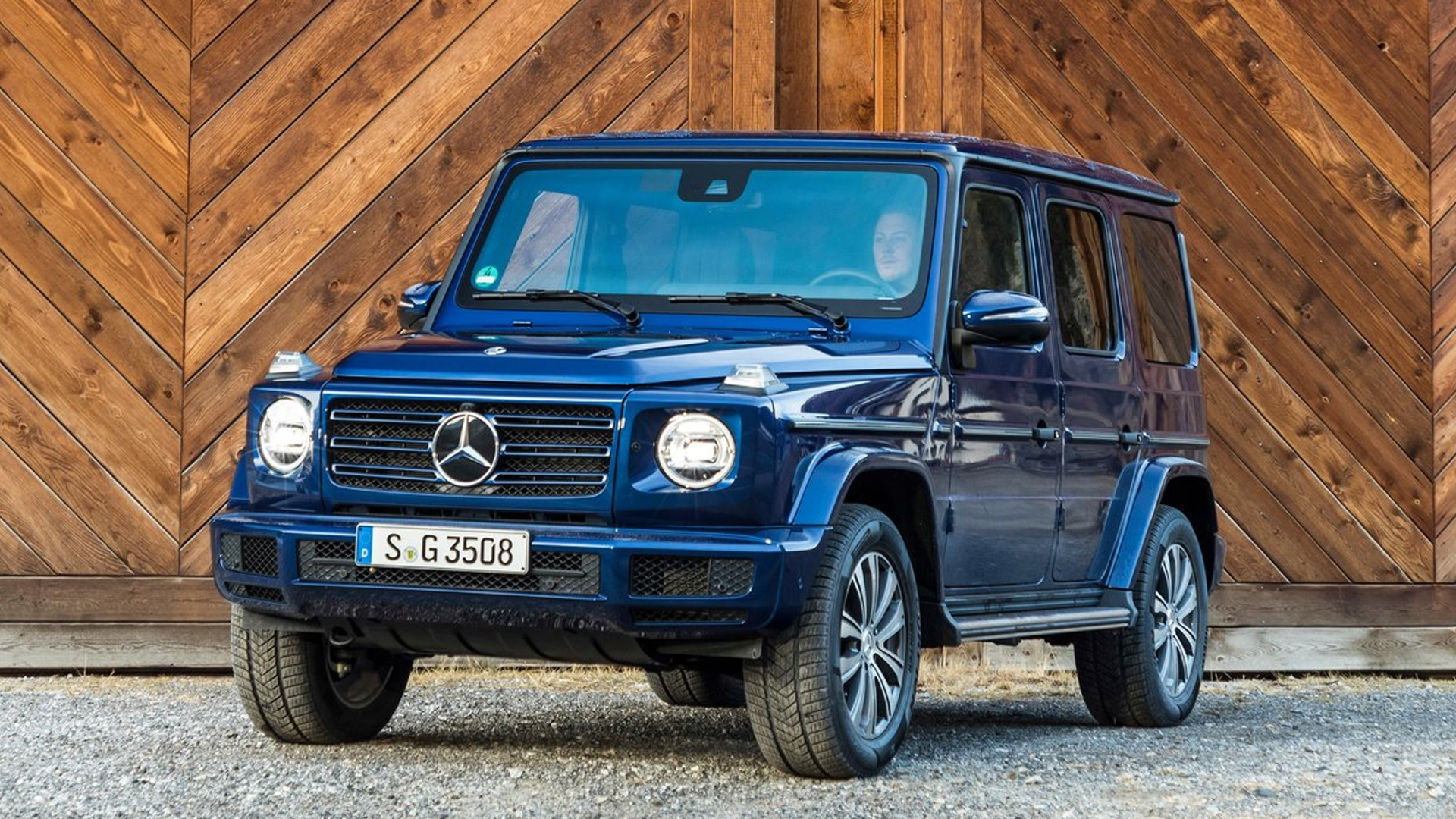 Mercedes Benz G Class 2019 350d Price Mileage Reviews Specification Gallery Overdrive