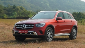 Mercedes-Benz GLC 2020 200 progressive