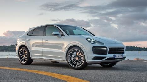 Porsche Cayenne Coupe 2020 Turbo