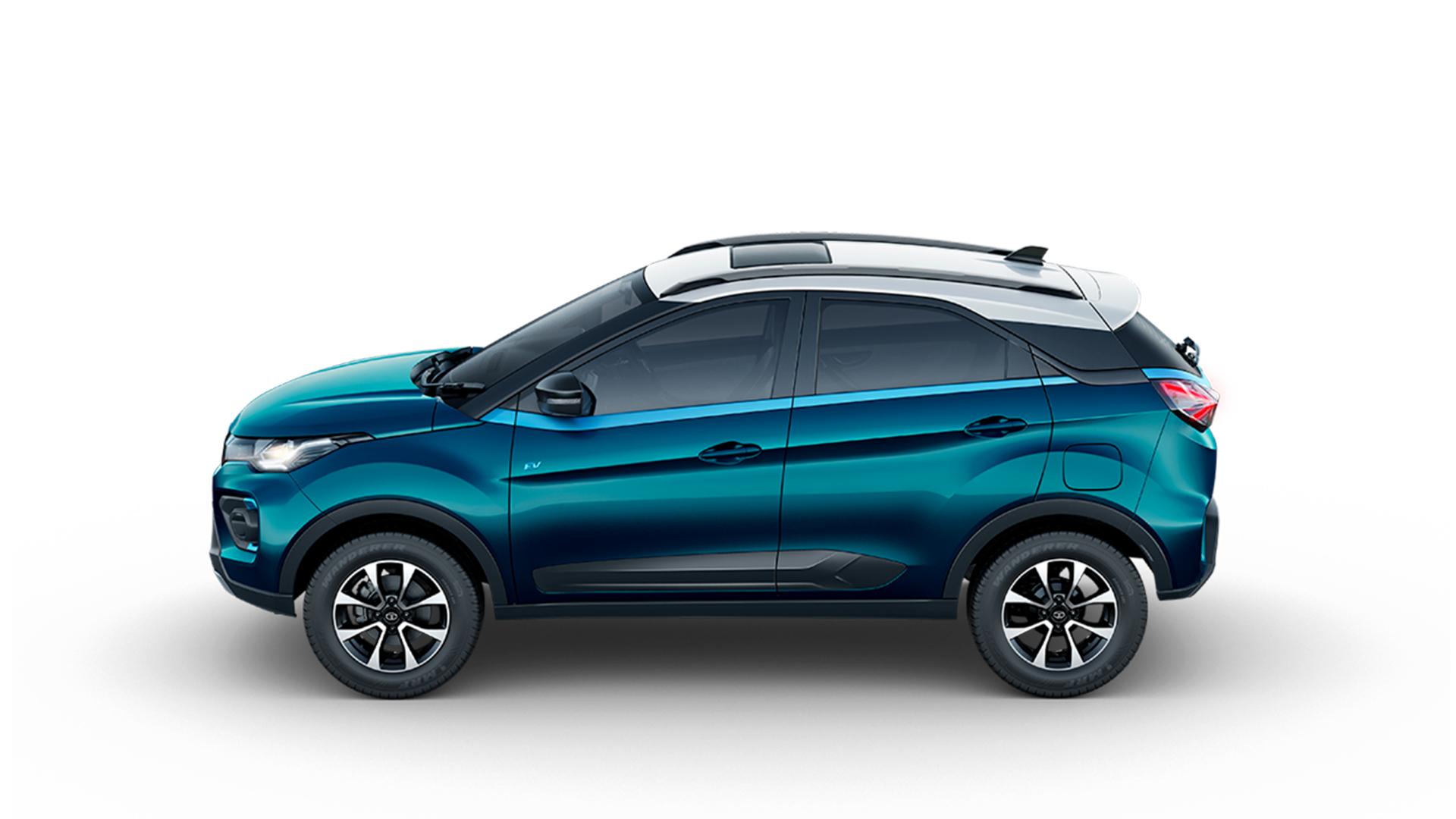 Tata Nexon EV 2020 XZ Plus Lux Exterior