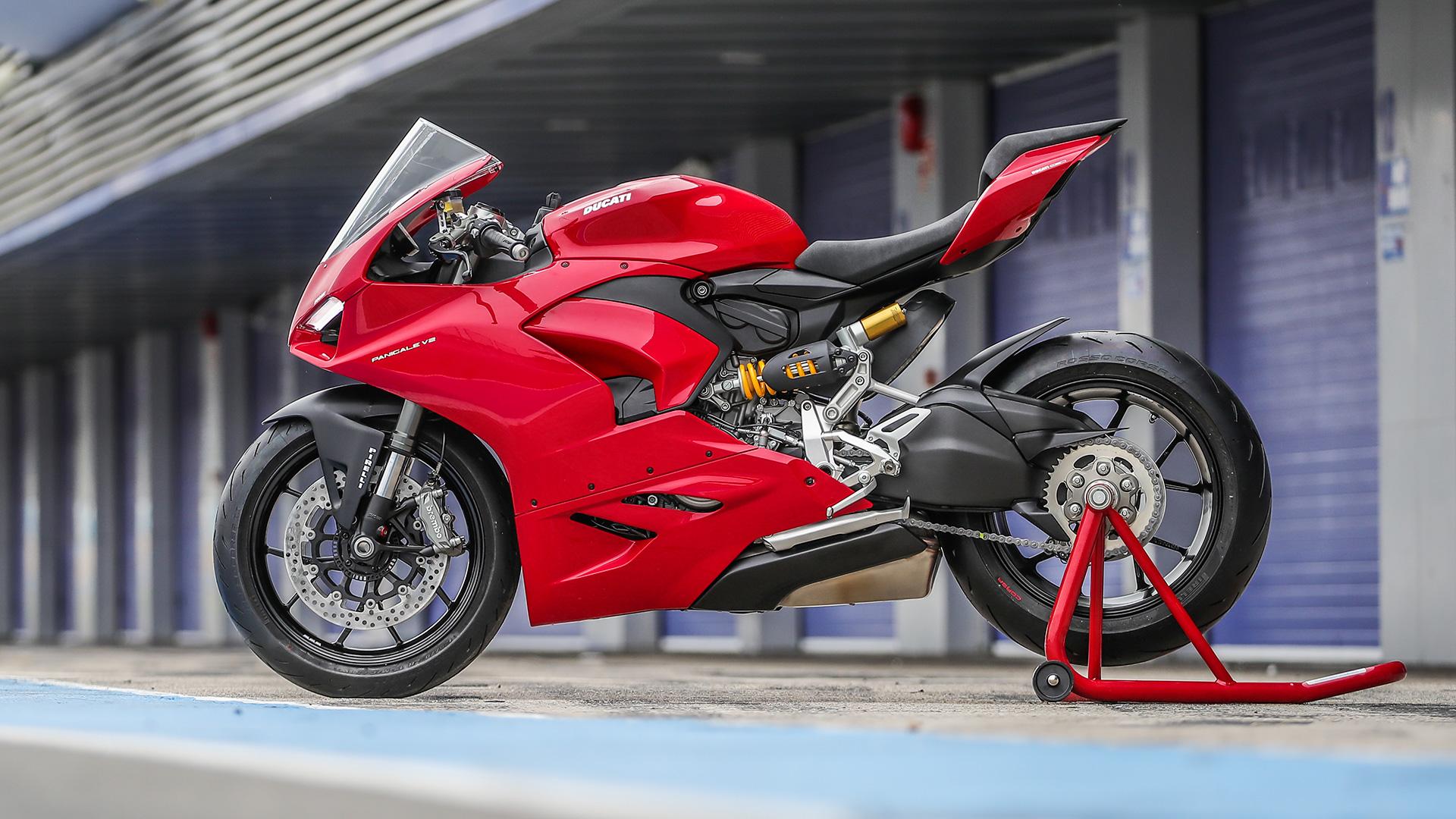 Ducati Panigale V2 2020 STD