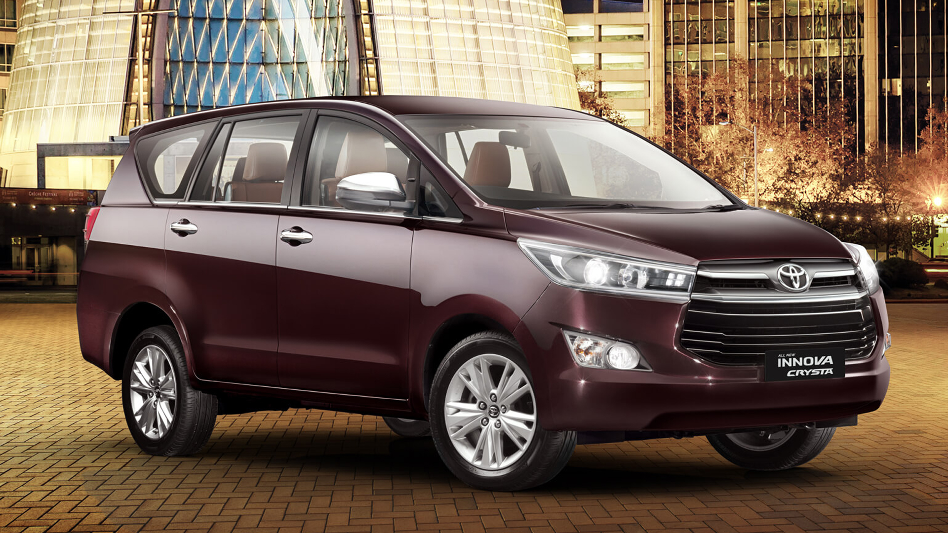 Toyota Innova Crysta 2020 2.4 ZX AT 7 Str