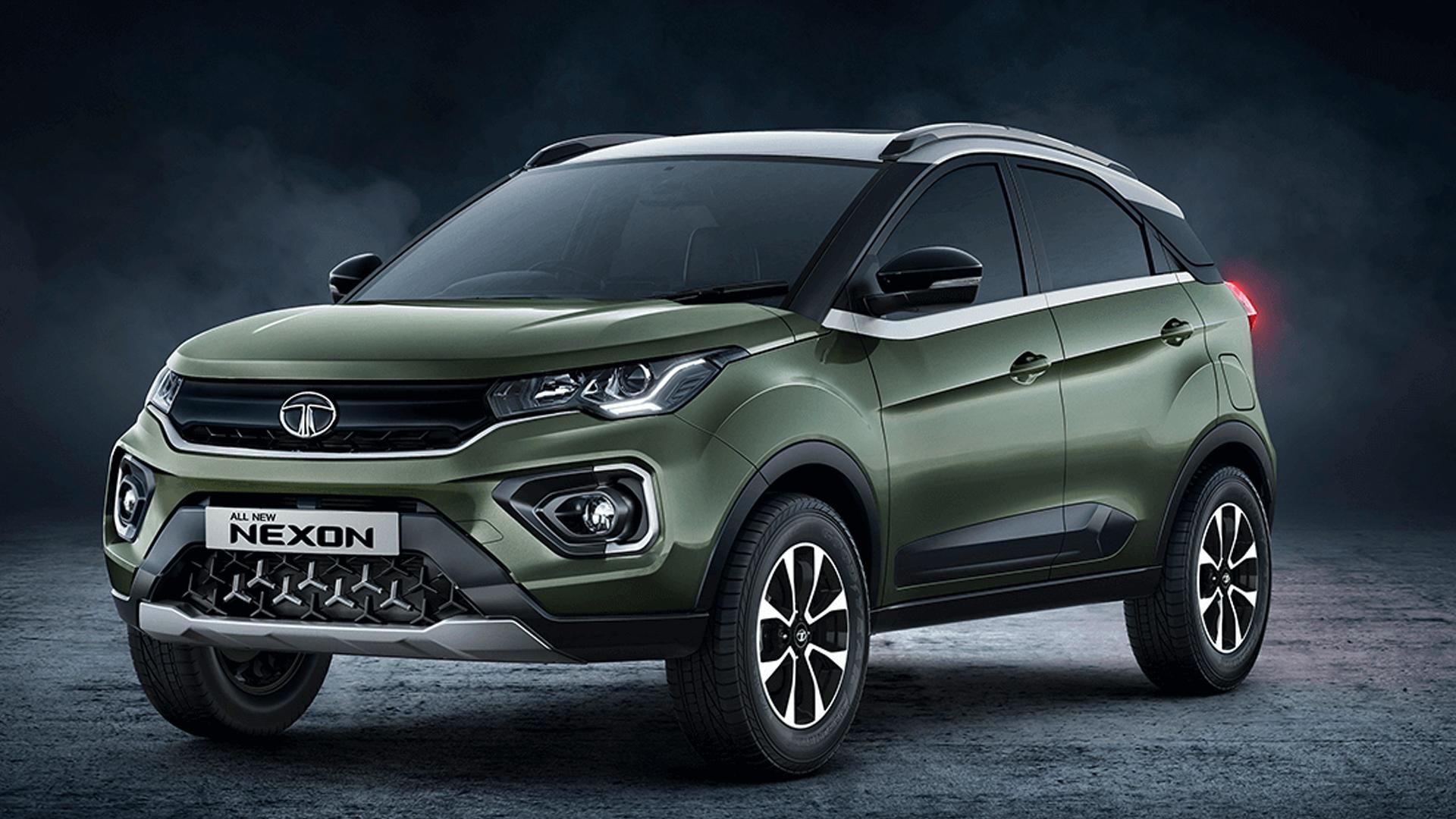Tata Nexon 2020 Petrol XZA Plus Dual Tone Roof
