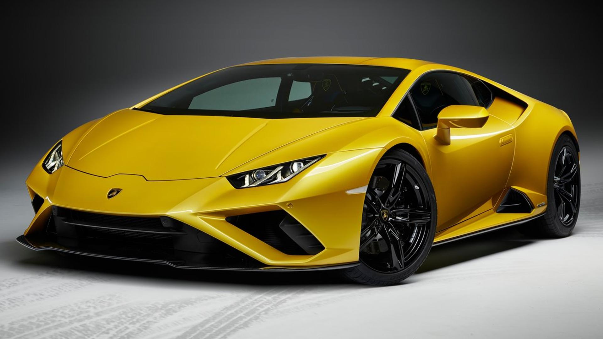Lamborghini Huracan 2019 Spyder