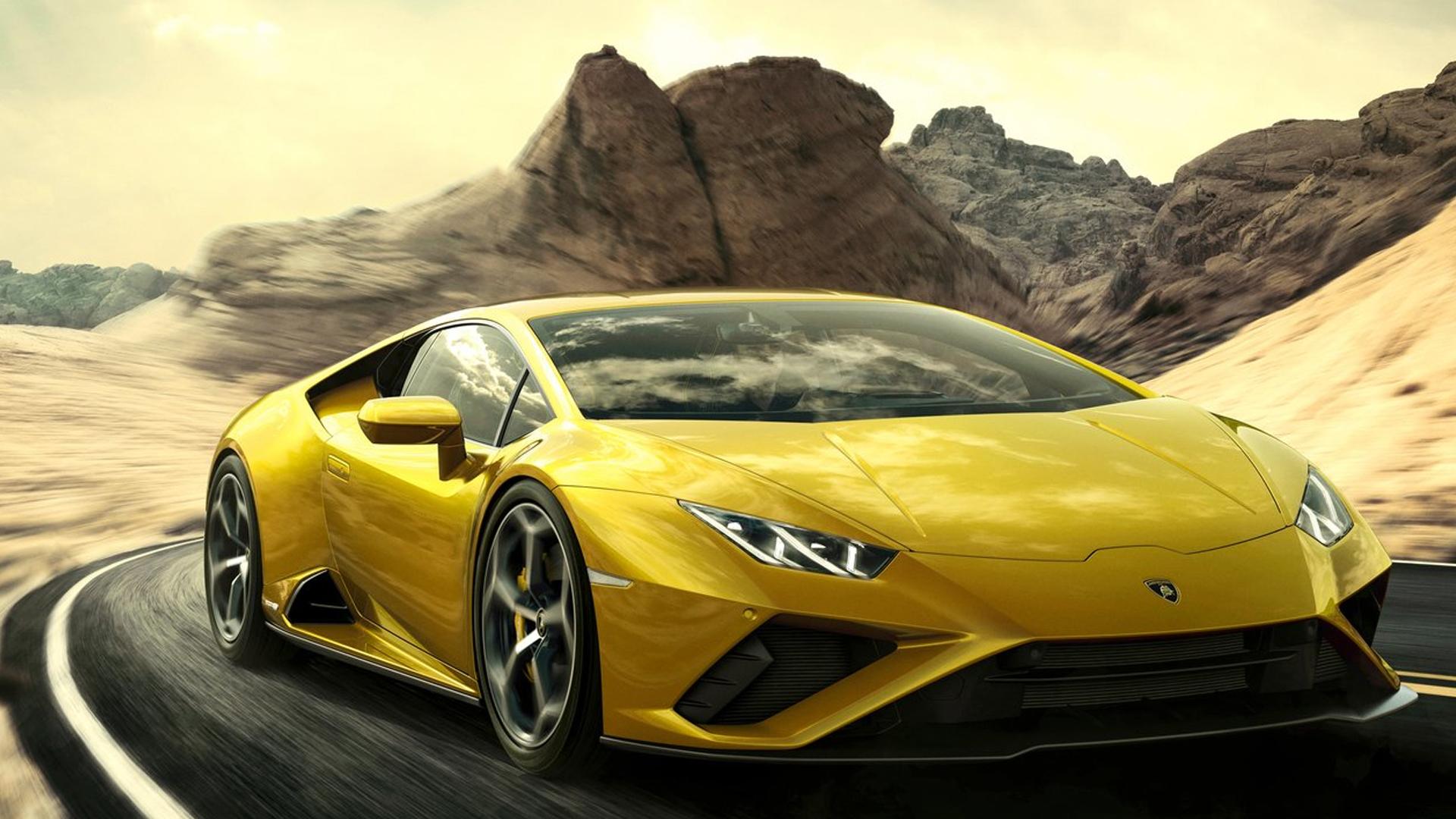 Lamborghini Huracan 2020 EVO RWD