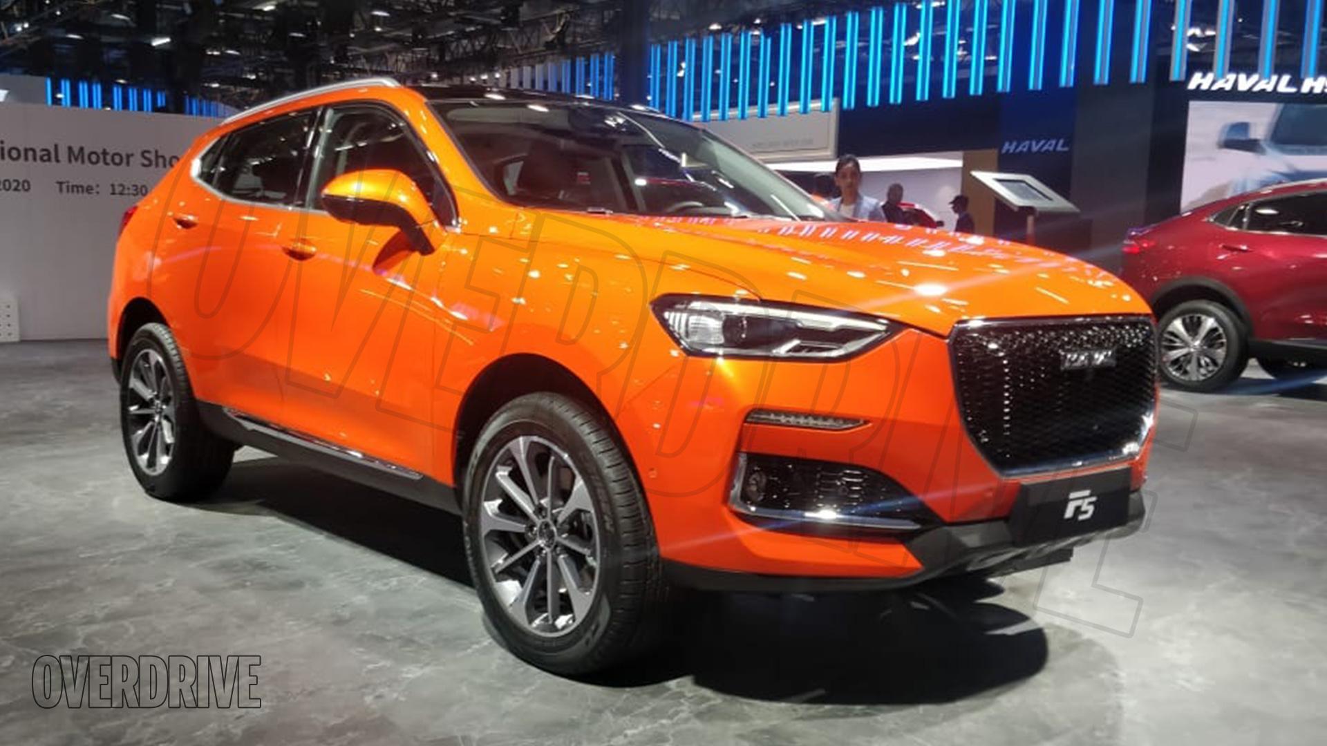 Great Wall Motor Haval F5 2020 STD