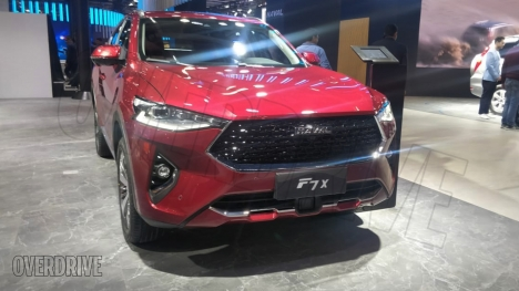 Great Wall Motor Haval F7x 2020