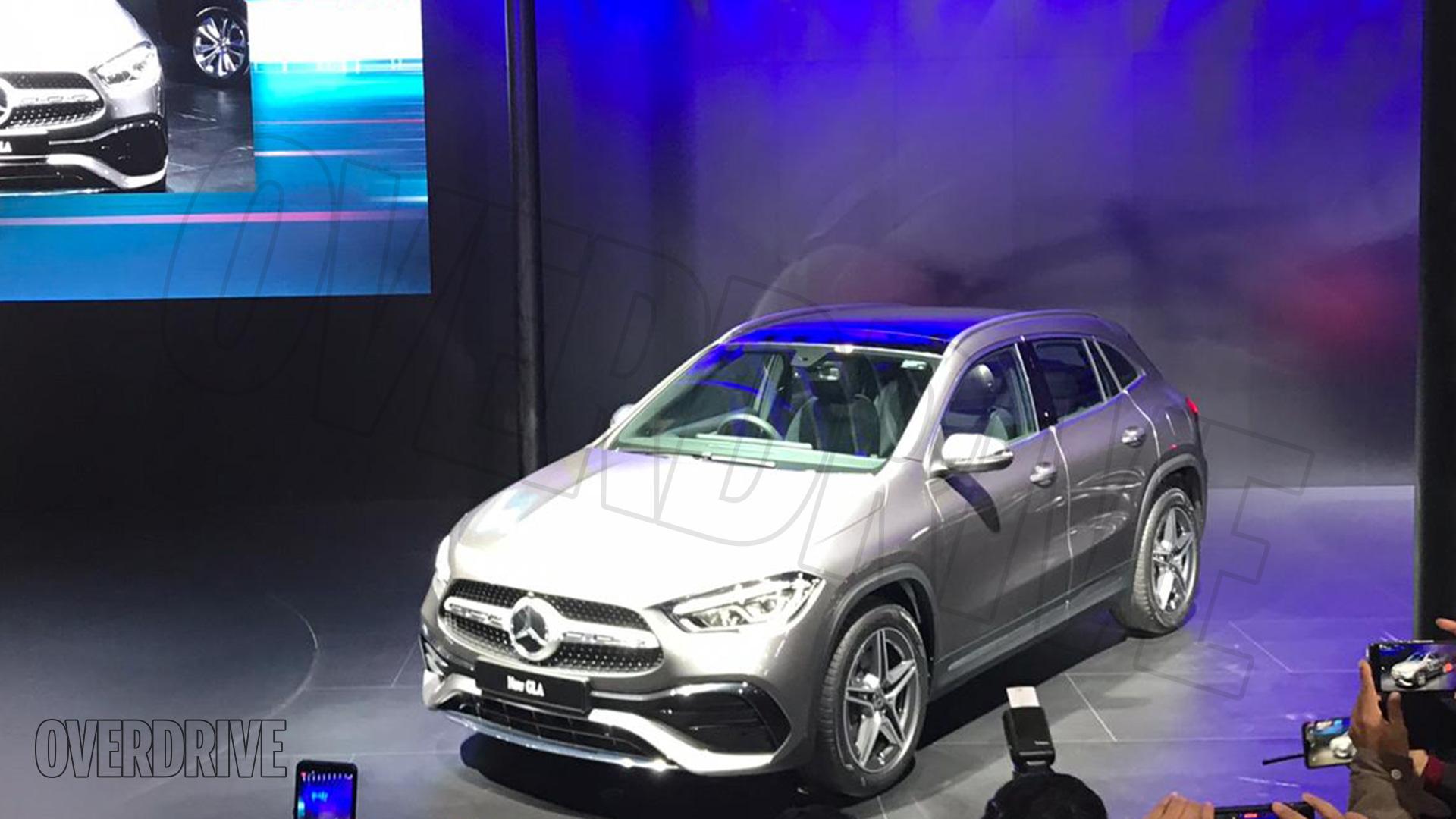 Mercedes-Benz GLA 2018 200d Sport
