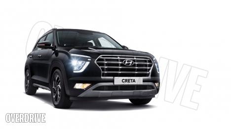 Hyundai Creta 2020 1.5 SX Petrol IVT