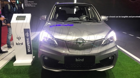 Bird Electric EV 1 2022 STD Exterior