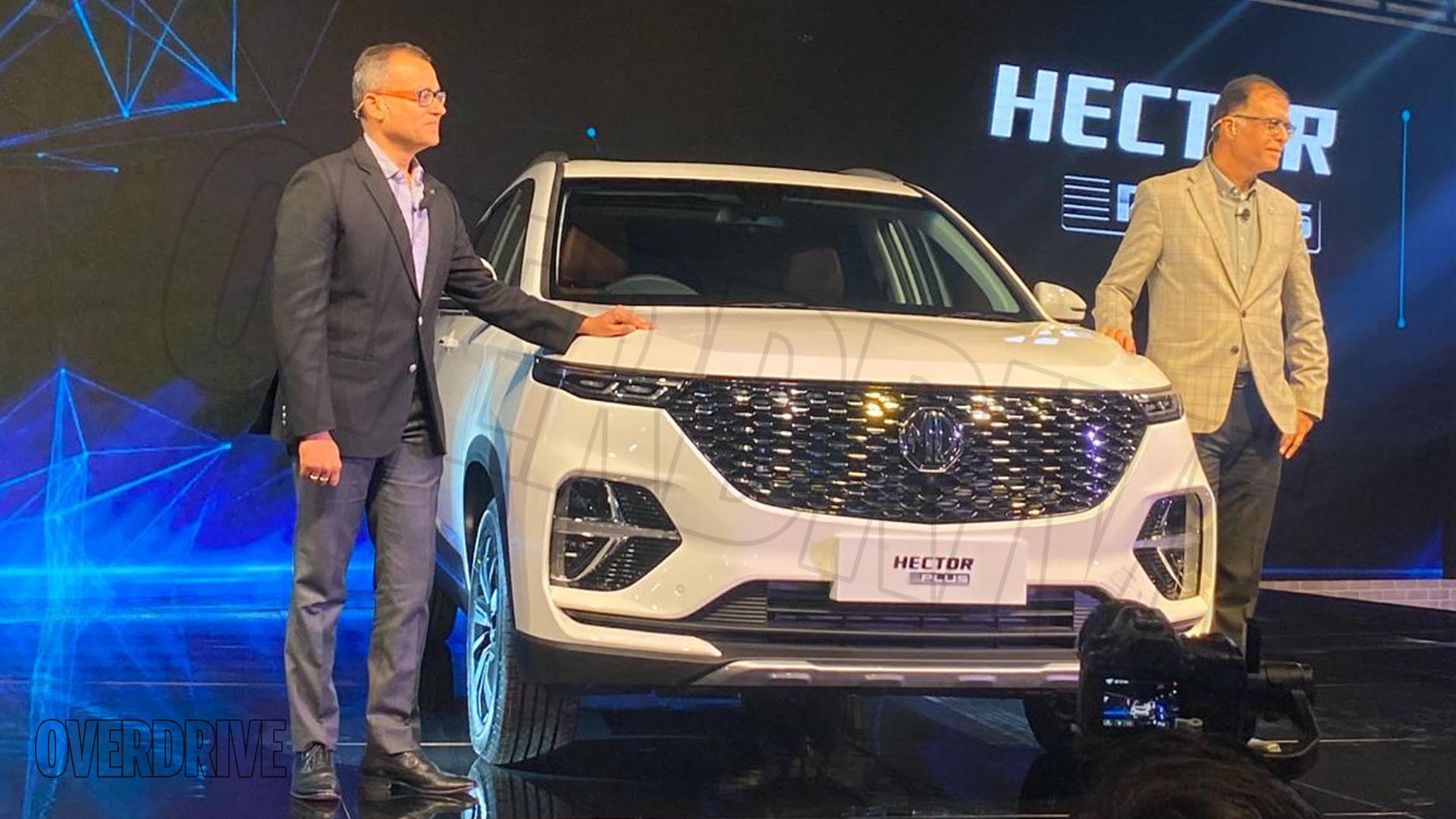 MG Hector Plus 2020 2.0 Turbo Sharp Diesel