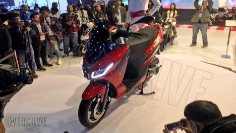 Aprilia SRX 160