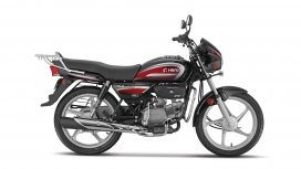 Hero Splendor Plus 2020 Kick