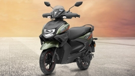 Yamaha Street Rally 125 2020 Disc
