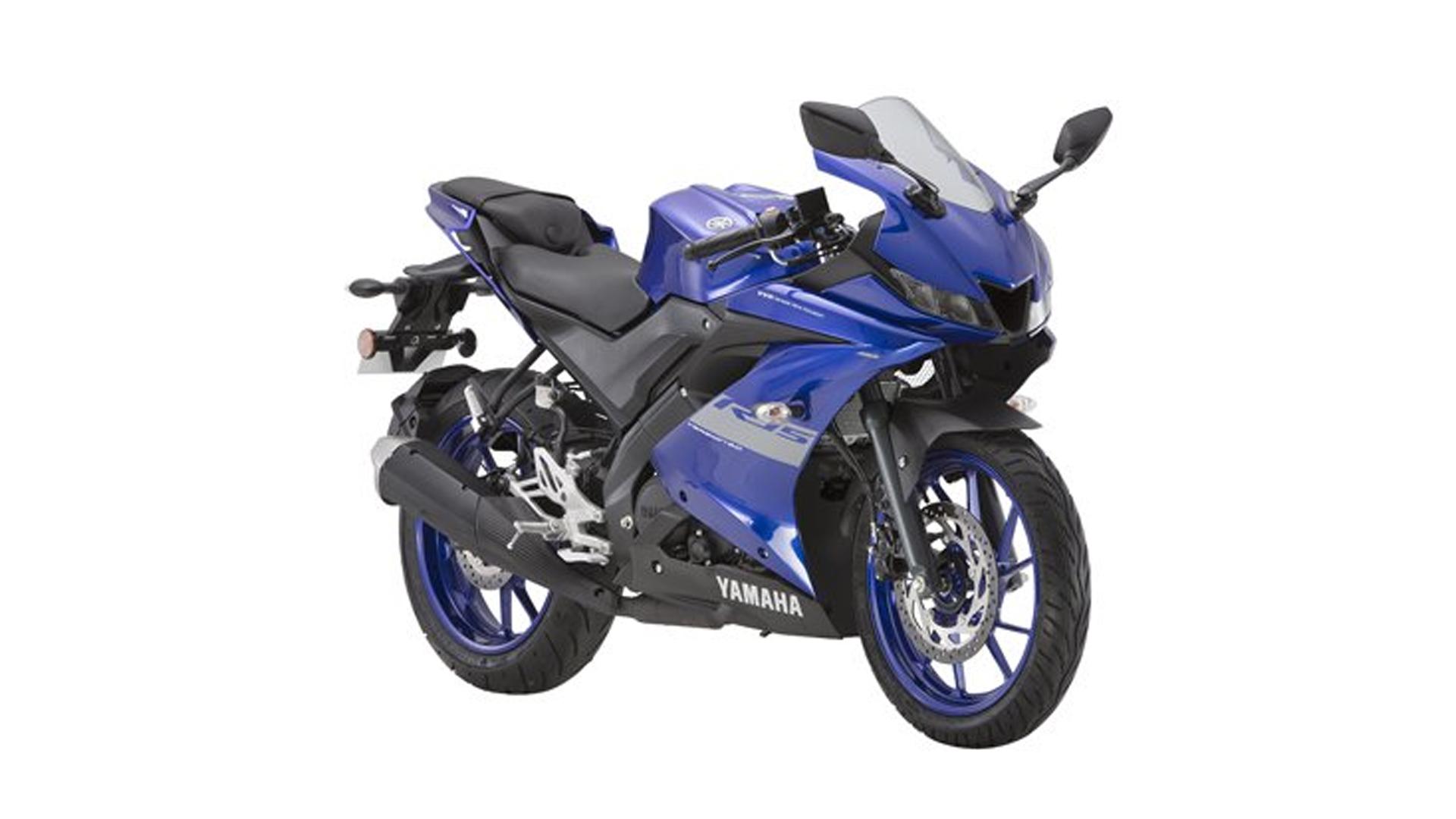 Yamaha YZF-R15 V3.0 2020 Racing Blue