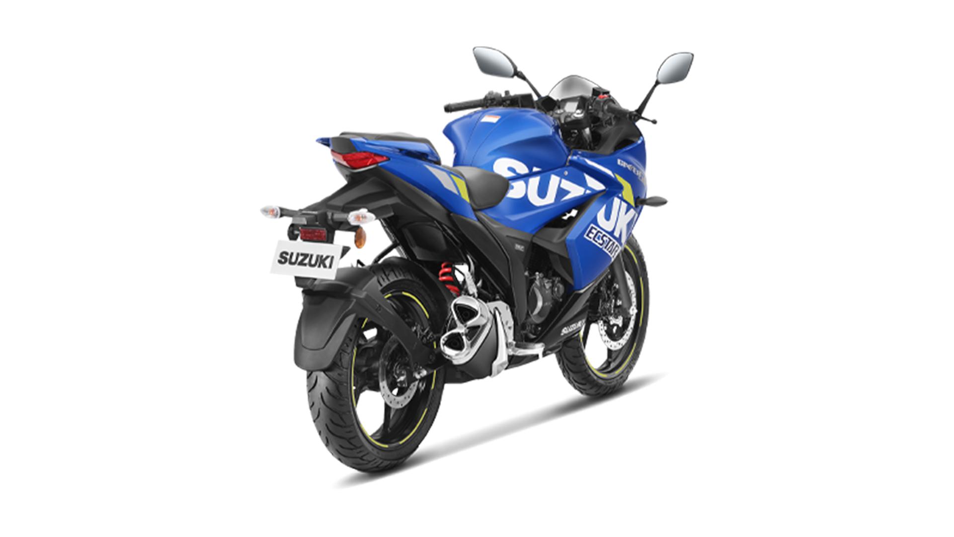 Suzuki Gixxer SF 2020 MotoGP edition