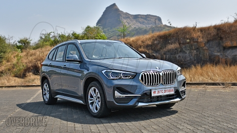 Bmw X1 2020 Price Mileage Reviews Specification Gallery Overdrive
