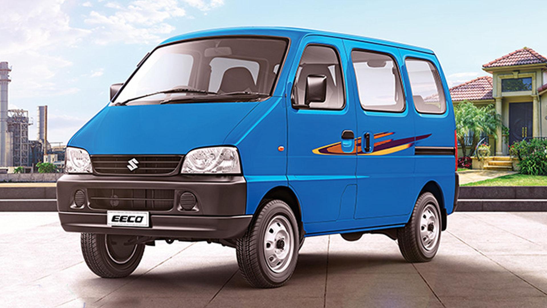 Maruti Suzuki Eeco 2019 5 Seater