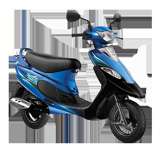 TVS Scooty Pep Plus 2020 STD