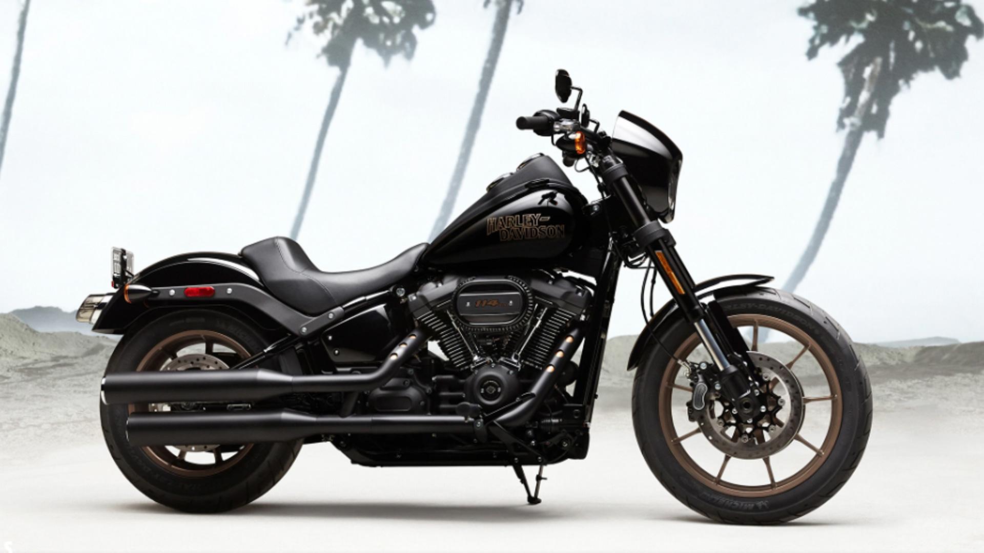 Harley-Davidson Low Rider S 2020 STD