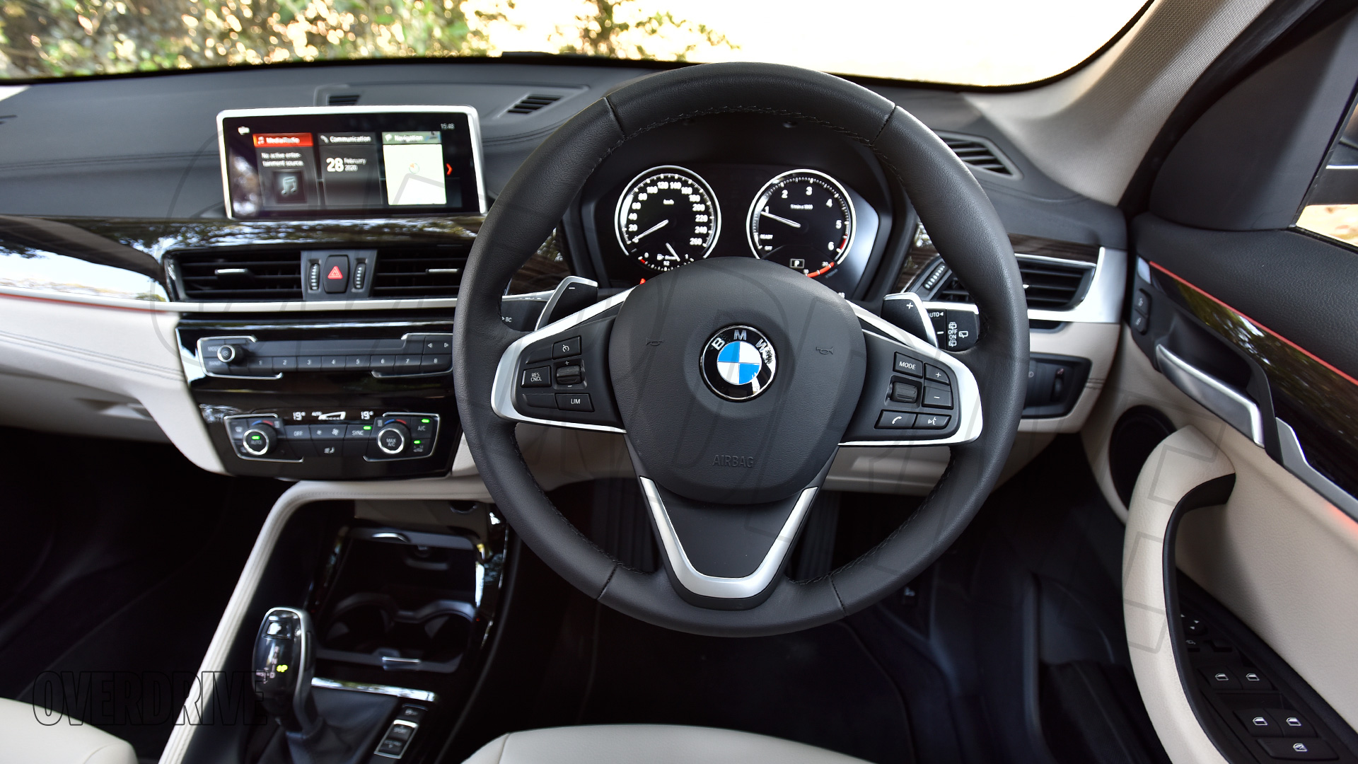Bmw X1 2020 Sdrive20i Xline Interior Car Photos Overdrive