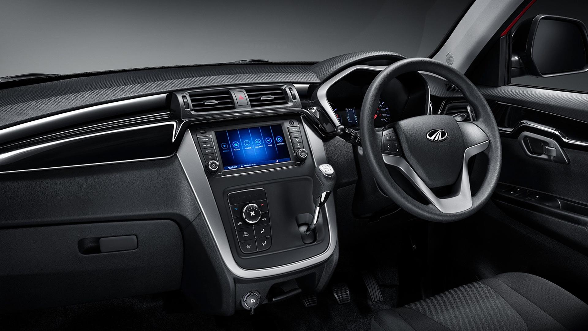 Mahindra KUV 100 nxt 2020 K8 Petrol 6 Str Exterior