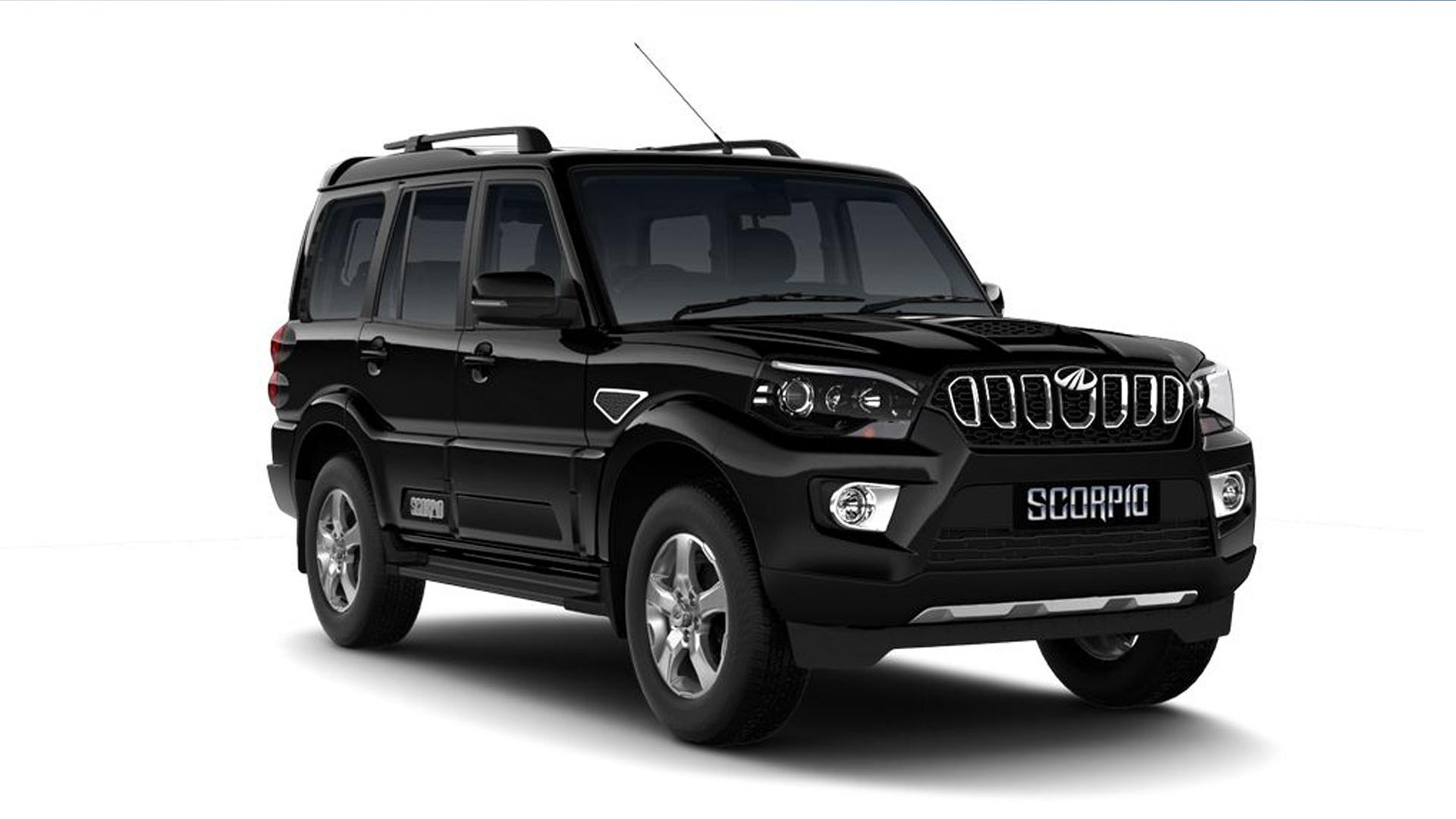 Mahindra Scorpio 2020 S7