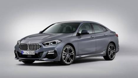 BMW 2 series 2020 Gran Coupe Exterior