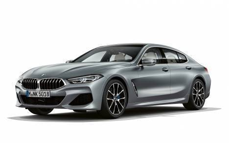 BMW 8 series 2020 840i Gran Coupe Exterior