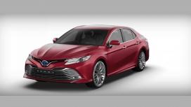 Toyota Camry 2020 Hybrid