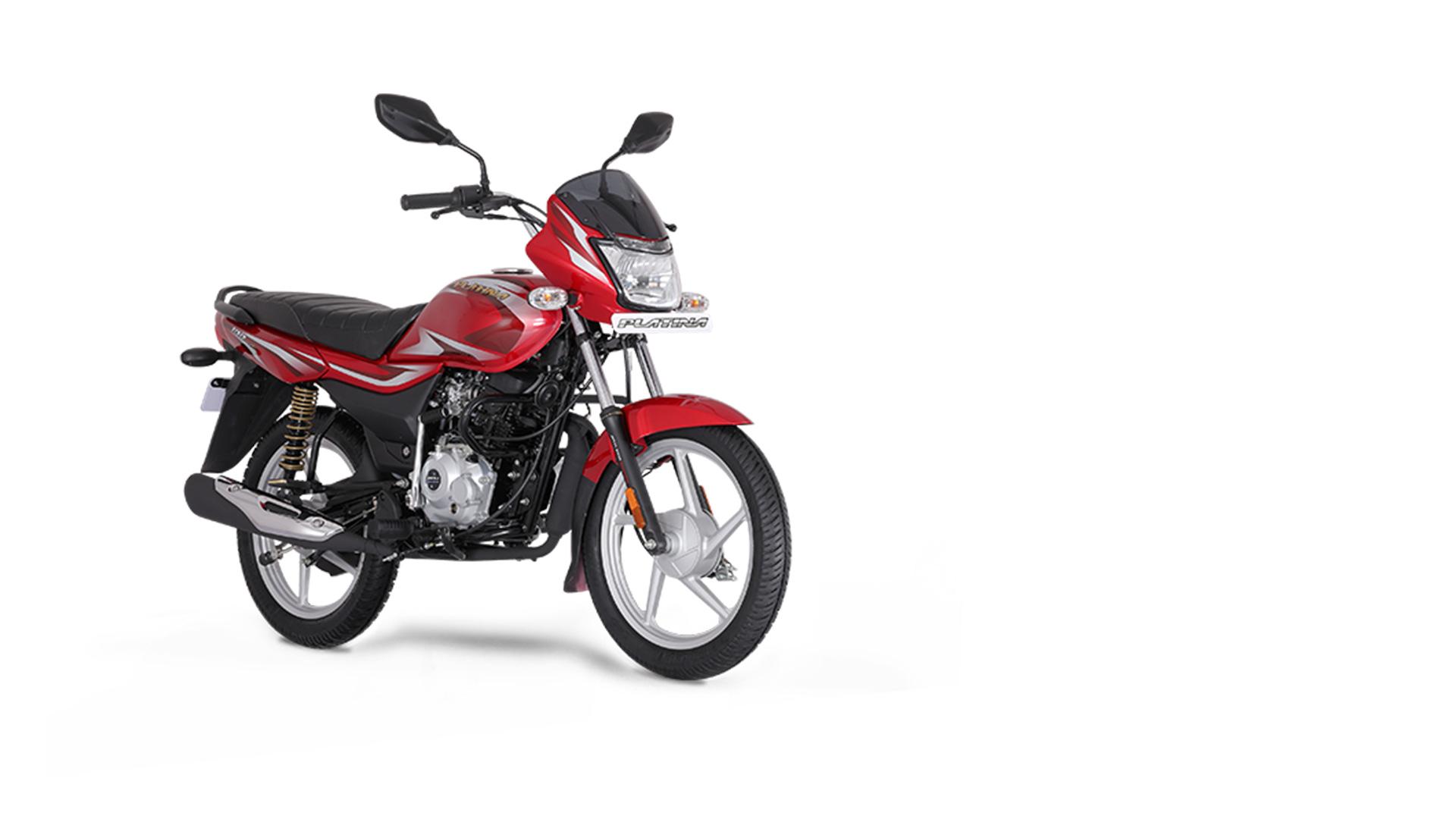 Bajaj Platina 100 2020 Alloy wheel KS