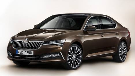 Skoda Superb 2020 2.0 TSI (AT) Sportline