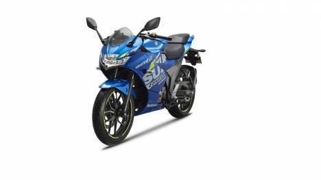 Gixxer SF 250 2020