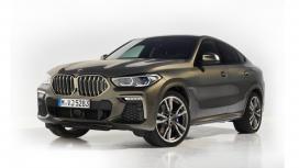 BMW X6 2020 xDrive40i xLine