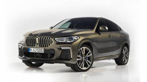 Bmw X6 2020 Xdrive40i M Sport Price Mileage Reviews Specification Gallery Overdrive