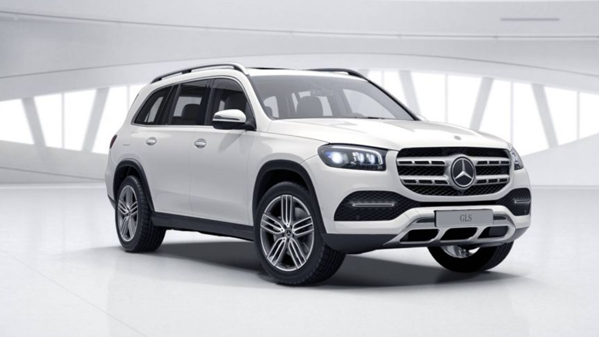 Mercedes-Benz GLS 2020 450