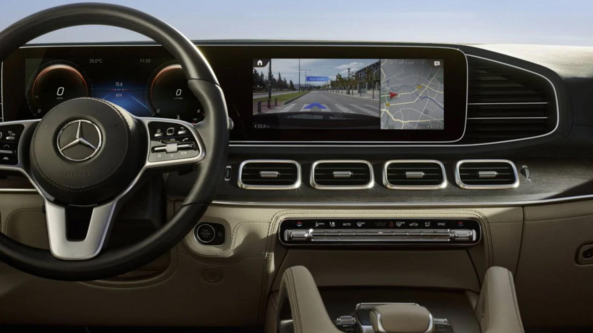 Mercedes Benz GLS 2020 450 Exterior