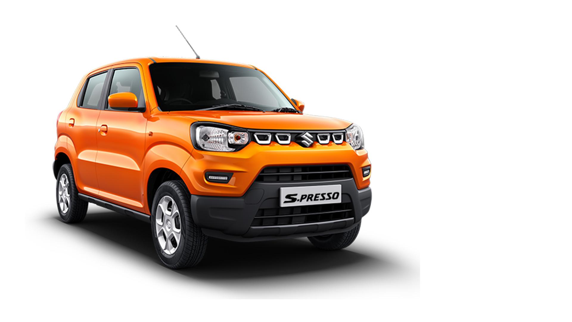 Maruti Suzuki S-Presso 2020 VXi CNG