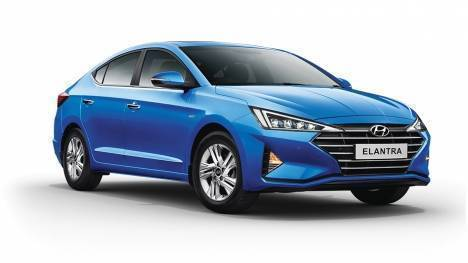 Hyundai Elantra 2020 Price Mileage Reviews Specification Gallery Overdrive