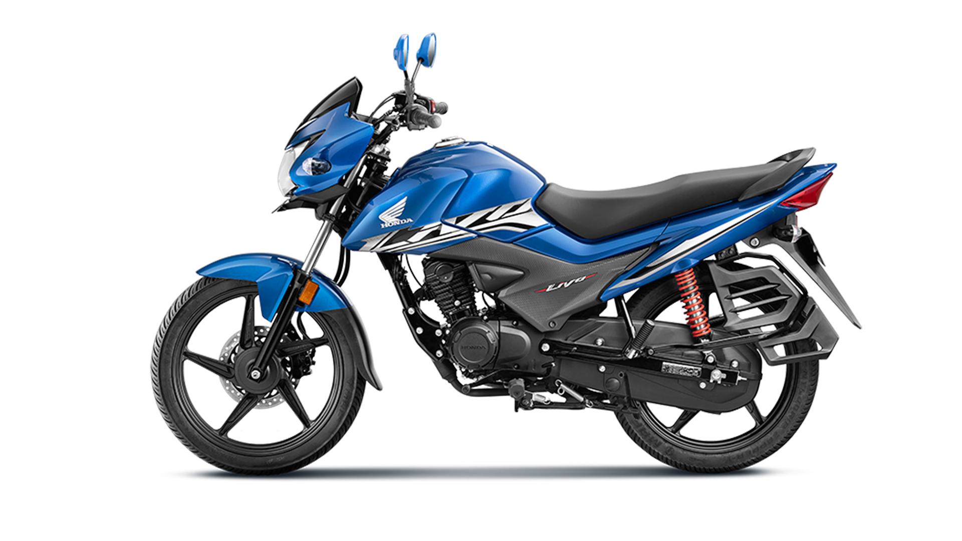 Honda Livo 2020 Drum