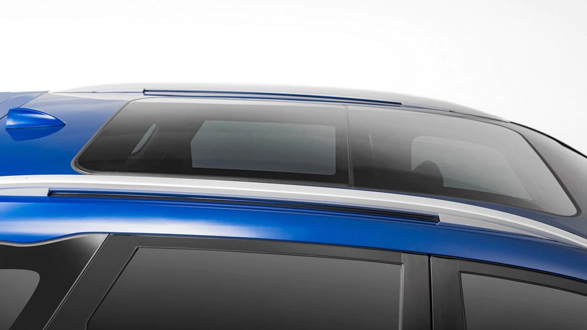 MG Hector Plus 2020 1.5 Petrol Exterior