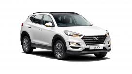 Hyundai Tucson 2020 Petrol AT GL (O)