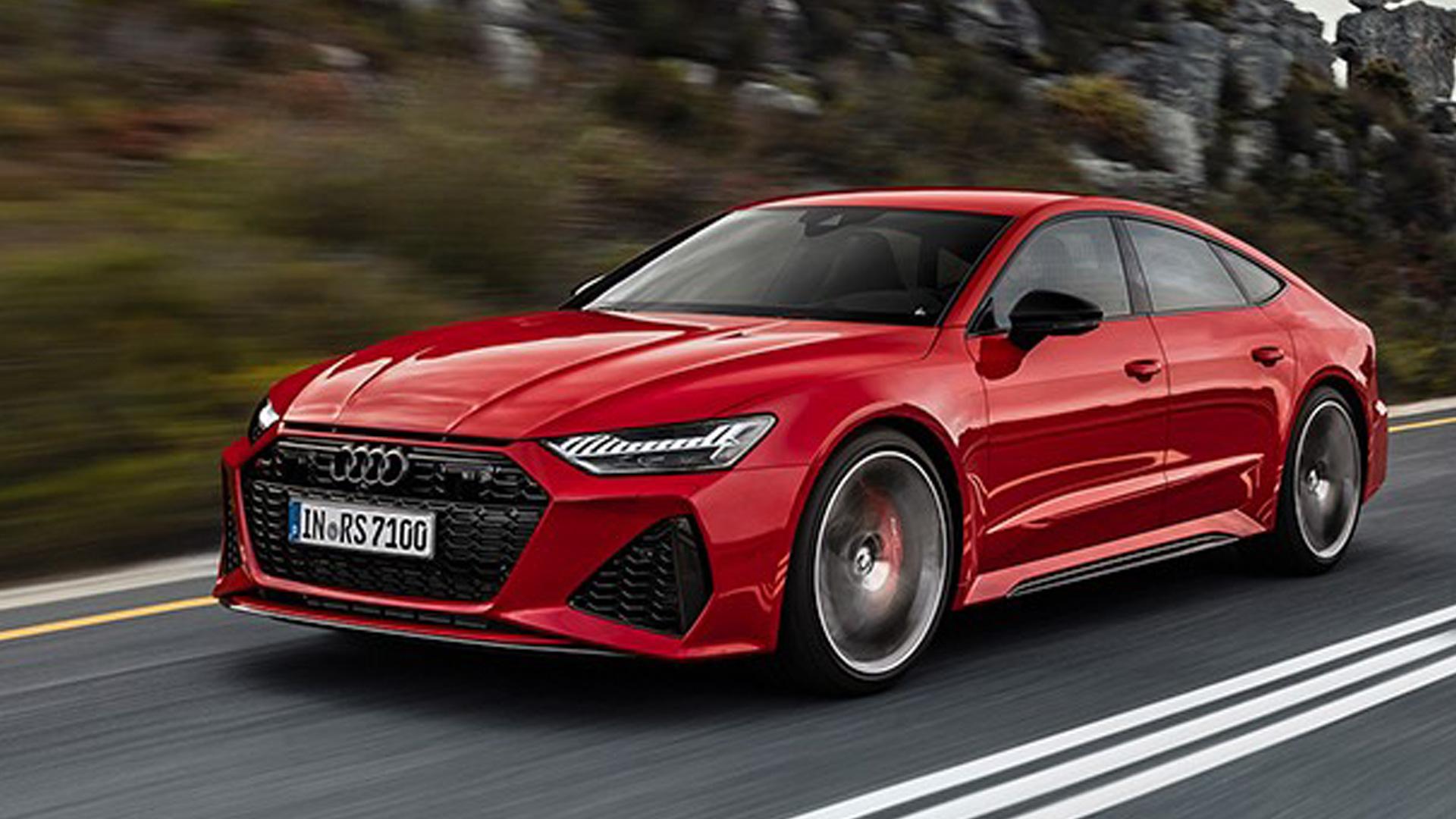 Audi RS 2020 Sportback Exterior