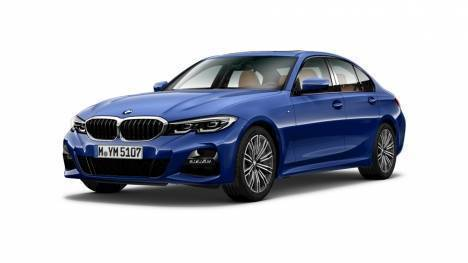 BMW 3 Series 2020 320d Luxury Line